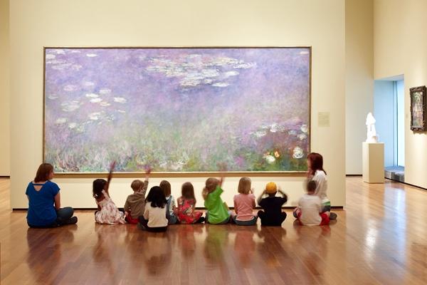 El arte hace a los niños mejores personas